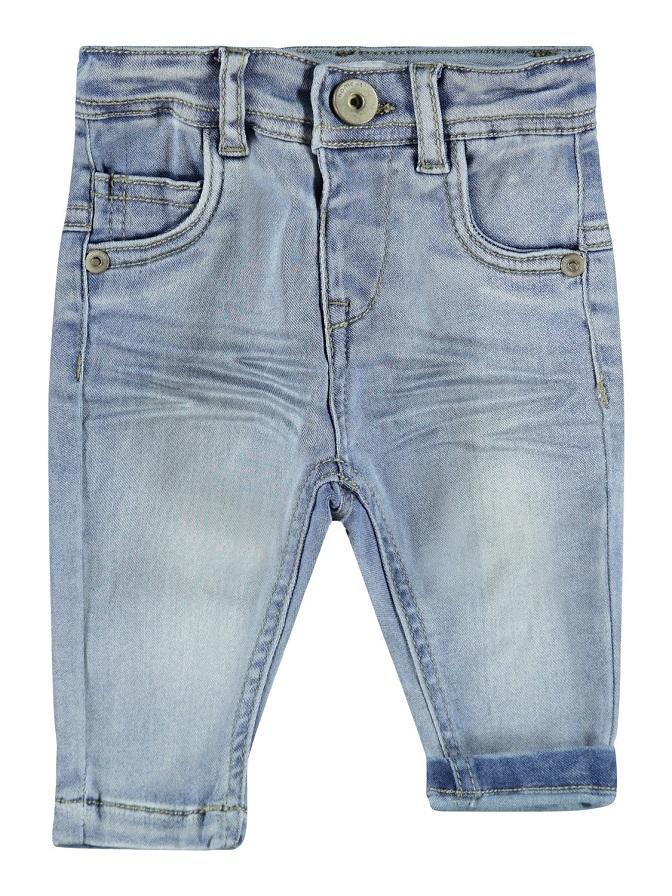Name it Baby Mjuka Jeans Ljusblå Denim