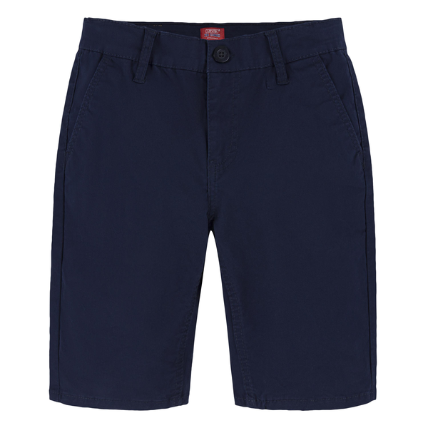 Levis Kids Chinosshorts Straight Fit Marinblå