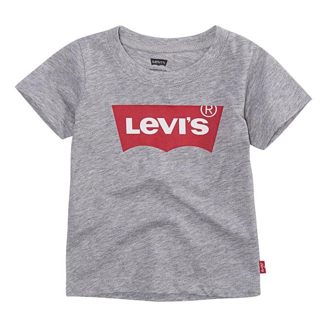 Levis Kids Baby Logo T-shirt Gråmelange