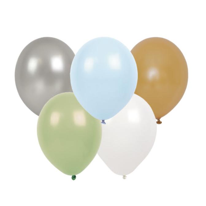 Jabadabado Ballonger Blå