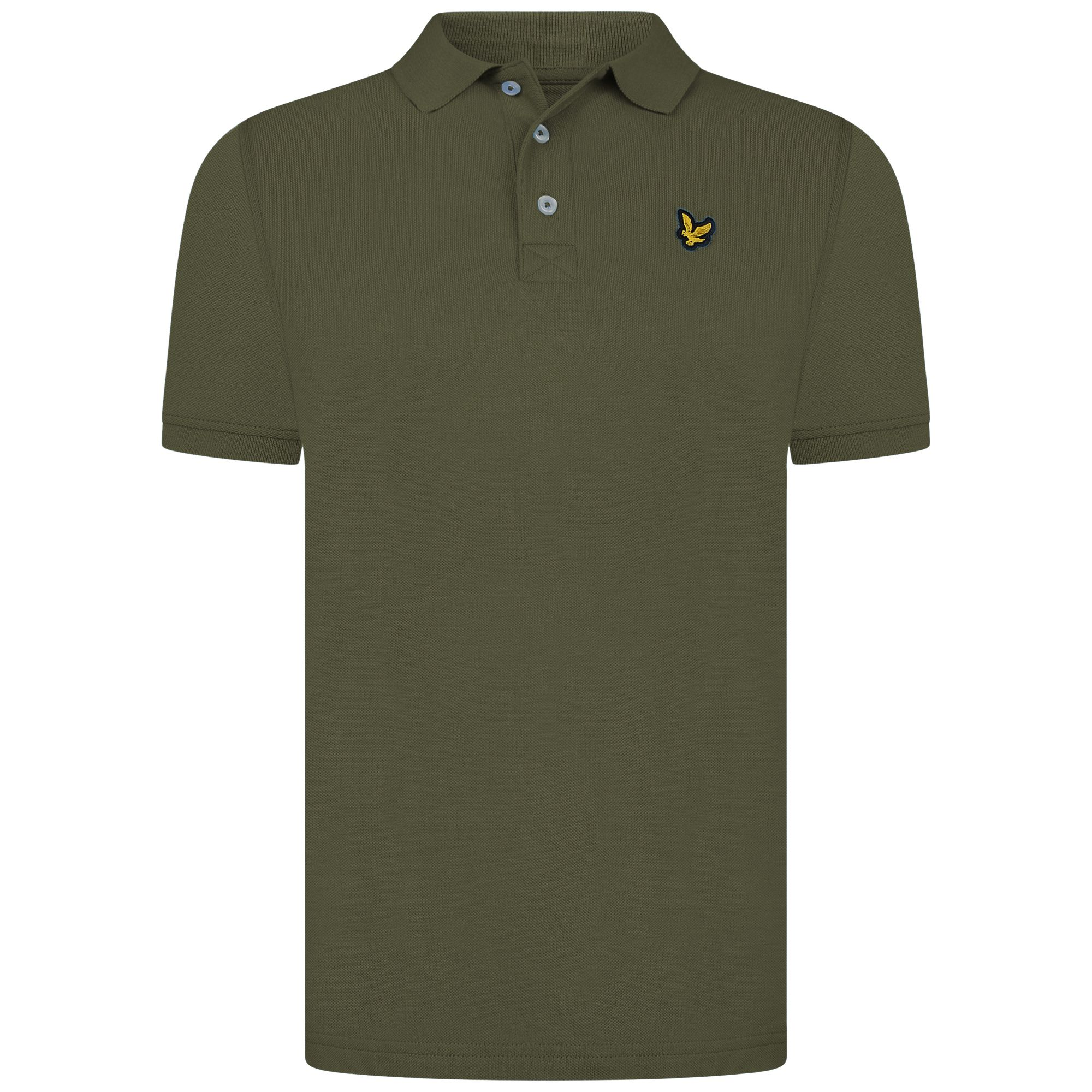 Lyle & Scott Classic Polo Shirt Grön