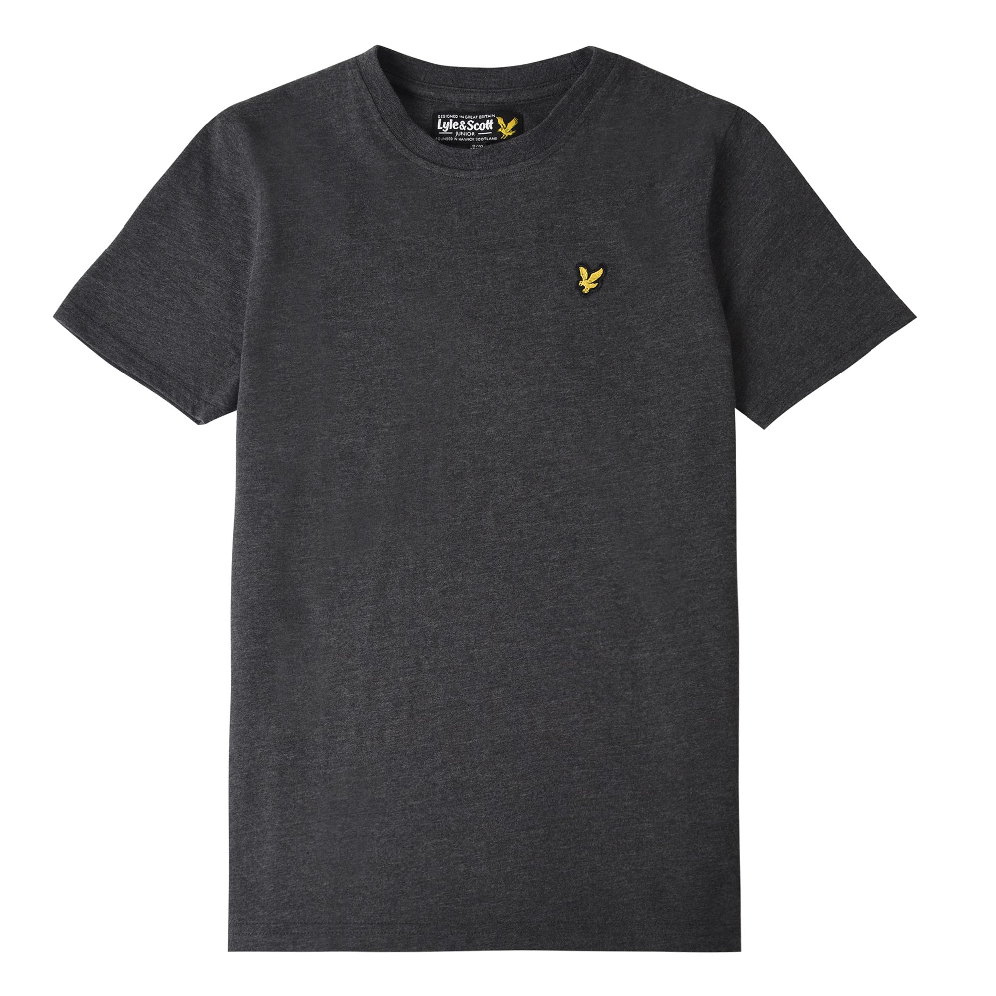 Lyle & Scott Classic T-Shirt Antracitgrå