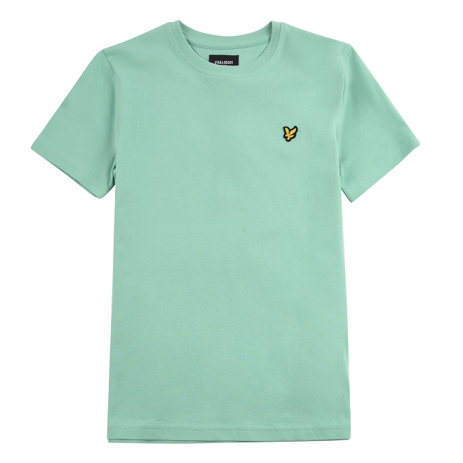 Lyle & Scott Junior Classic T-Shirt Neptune Green