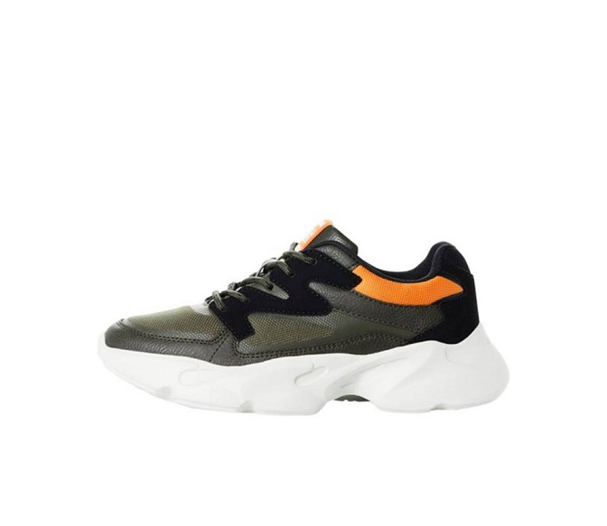 Jack & Jones Junior Sneakers Olivgrön