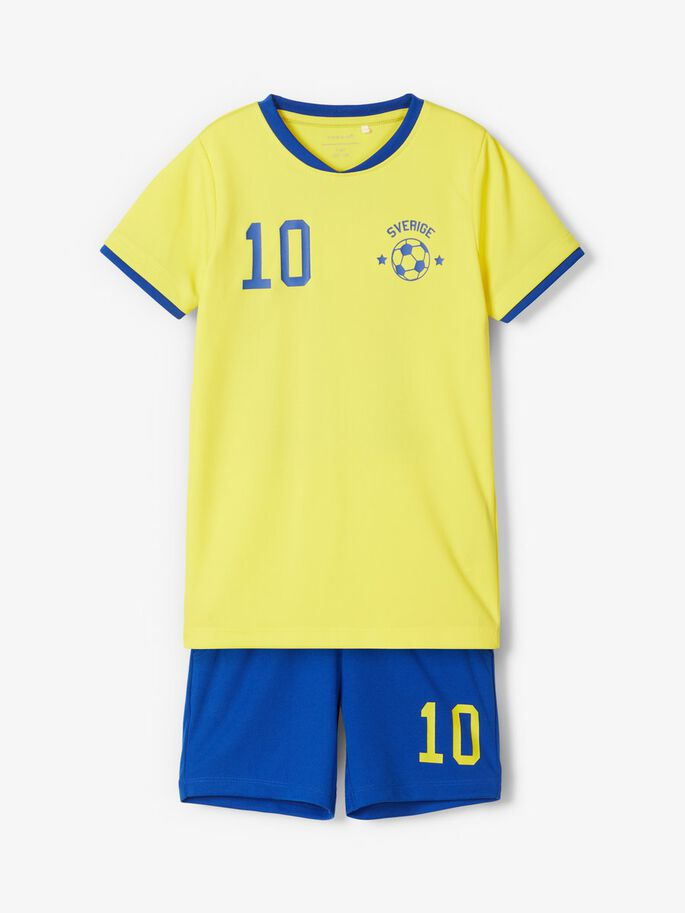 Name it Kids Sverige Fotbollsset