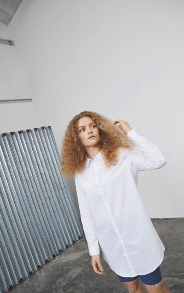 LMTD Lång Oversize Skjorta