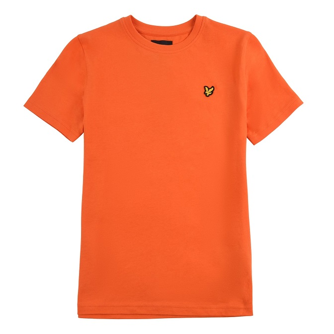 Lyle & Scott Junior Classic T-Shirt Orangeade