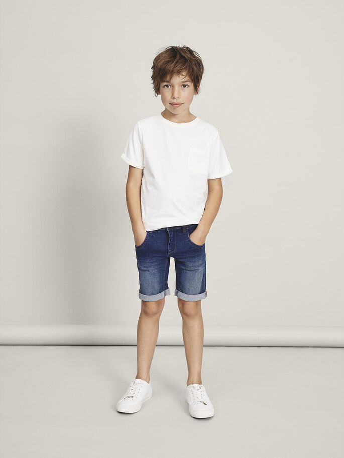 Name it Kids Sofus Jeansshorts Slim Fit