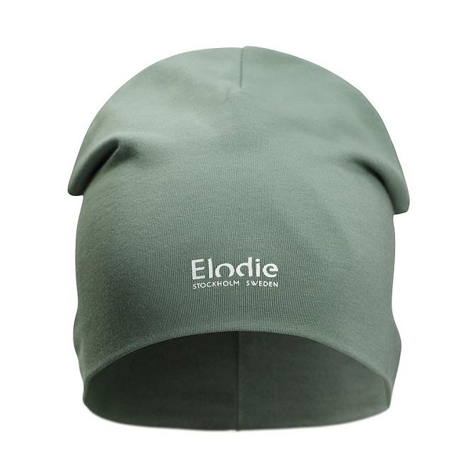 Elodie Details Logo Beanie Hazy Jade