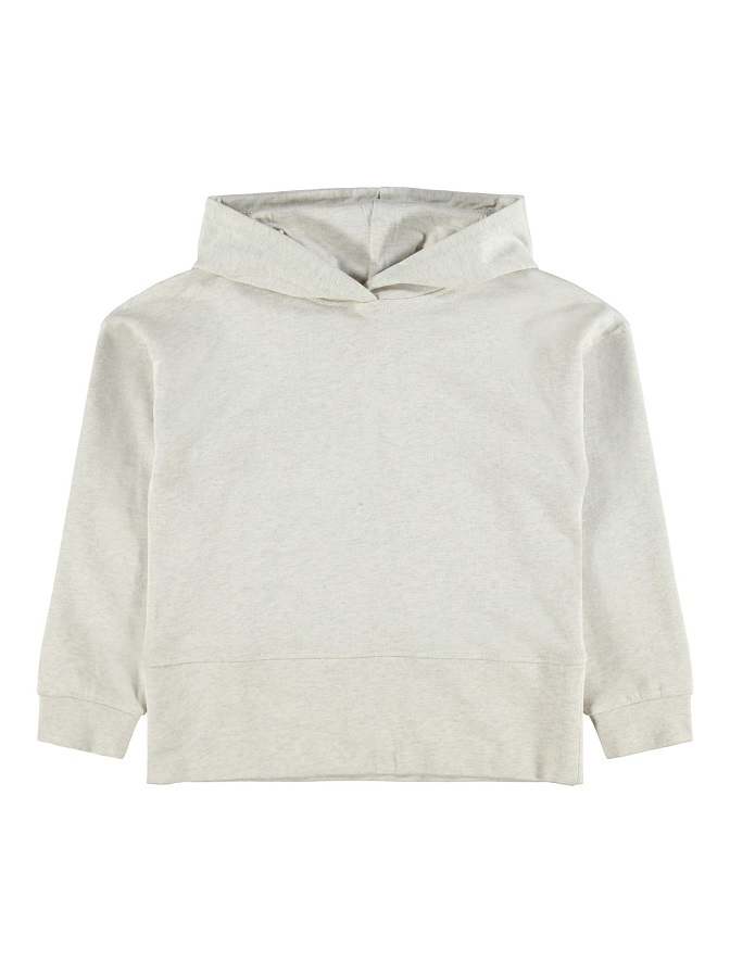 Name it Kids Oversize Hoodie Beige