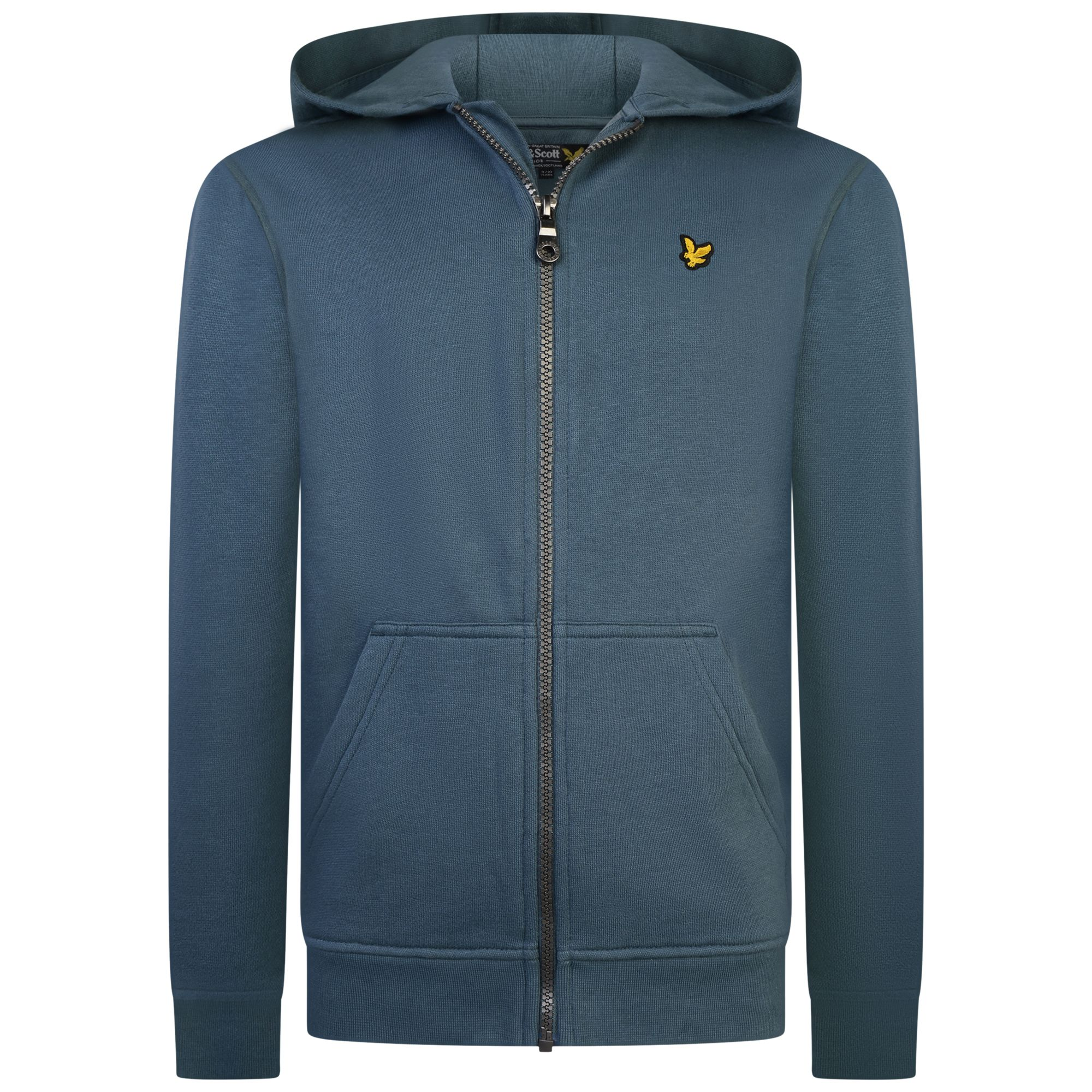 Lyle & Scott Classic Zip Hoodie - Orion Blue