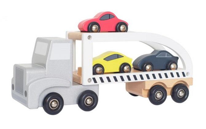 Jabadabado Biltransport i Trä