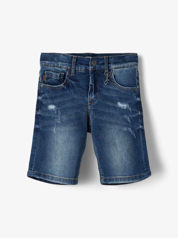 Name it Kids Slim Fit Jeansshorts
