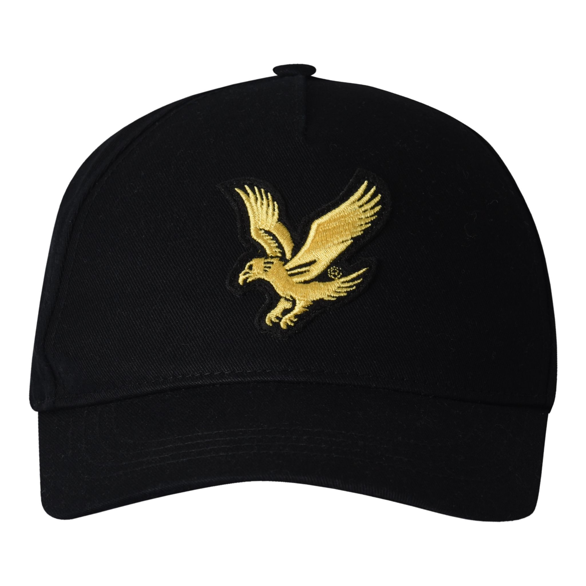 Lyle & Scott Eagle Cap Svart