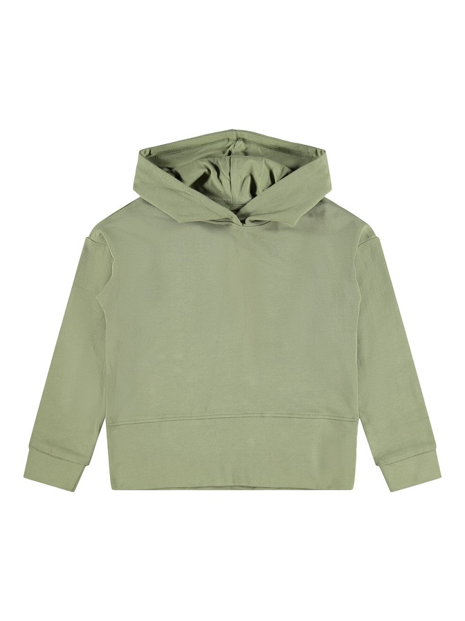 Name it Kids Oversize Hoodie Grön