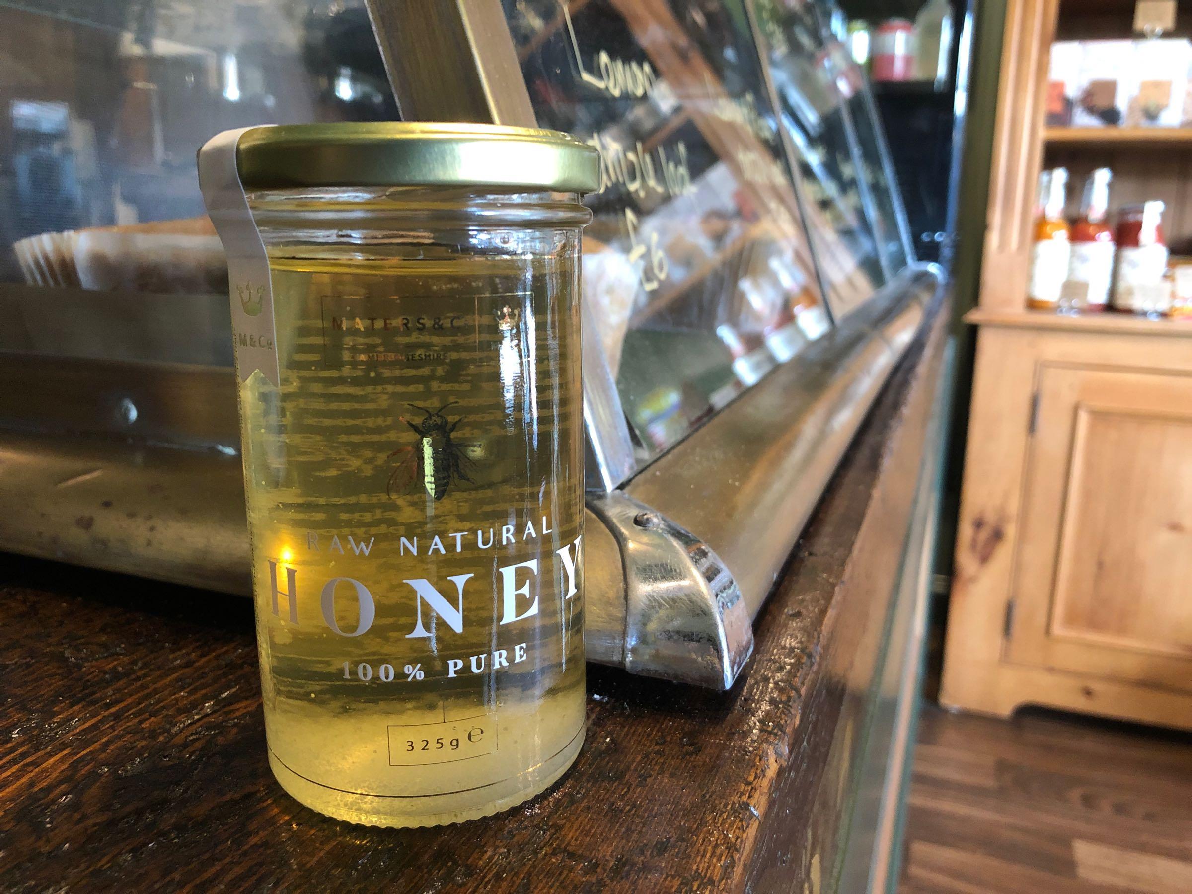 Maters & Co Honey 325g - Borage