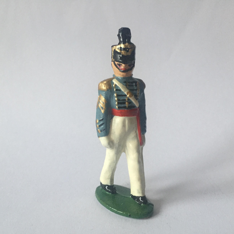 Q10. West Point Cadet Sgt