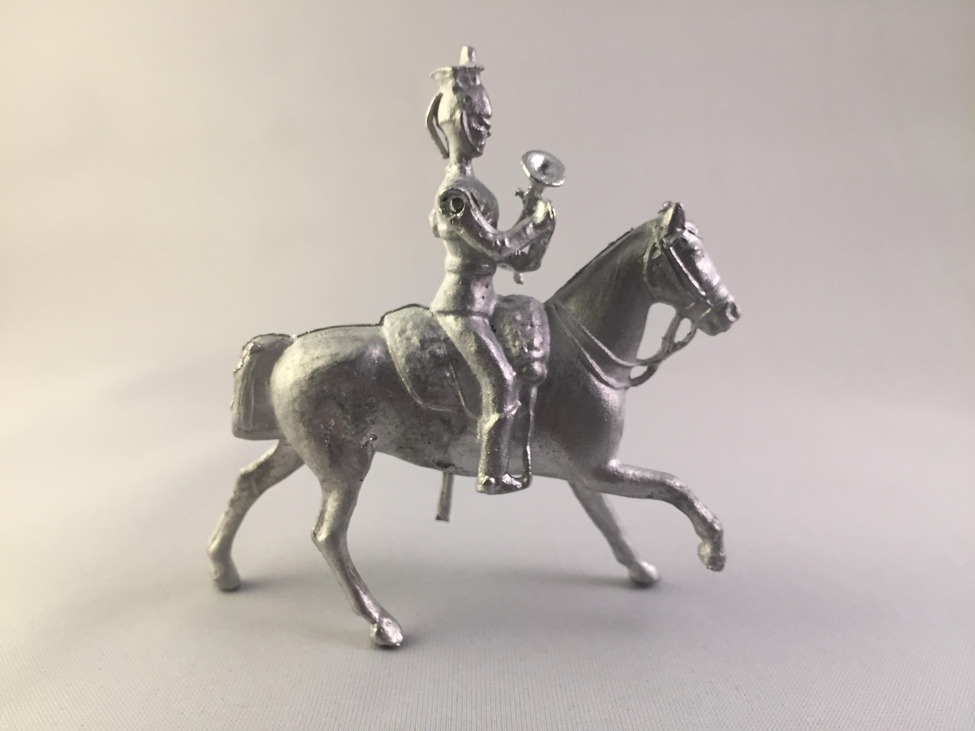 No 204-Mounted Bandsman (Walking Horse)