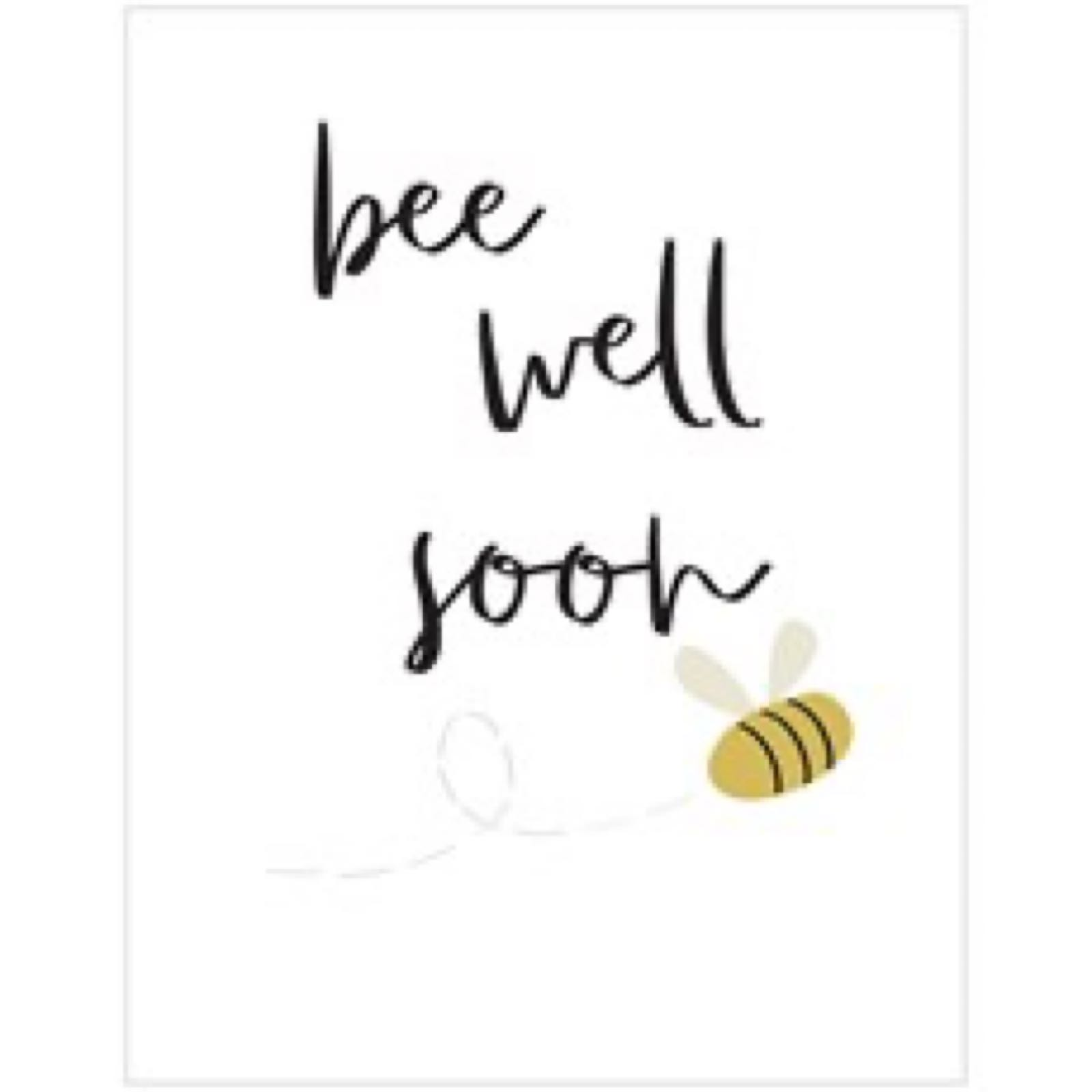 Bee Well Soon (JOT75)