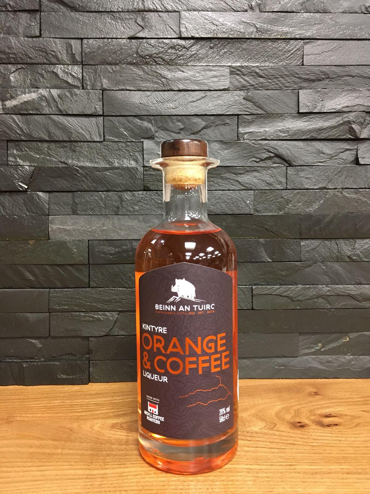 Kintyre Orange Coffee Liqueur 50cl
