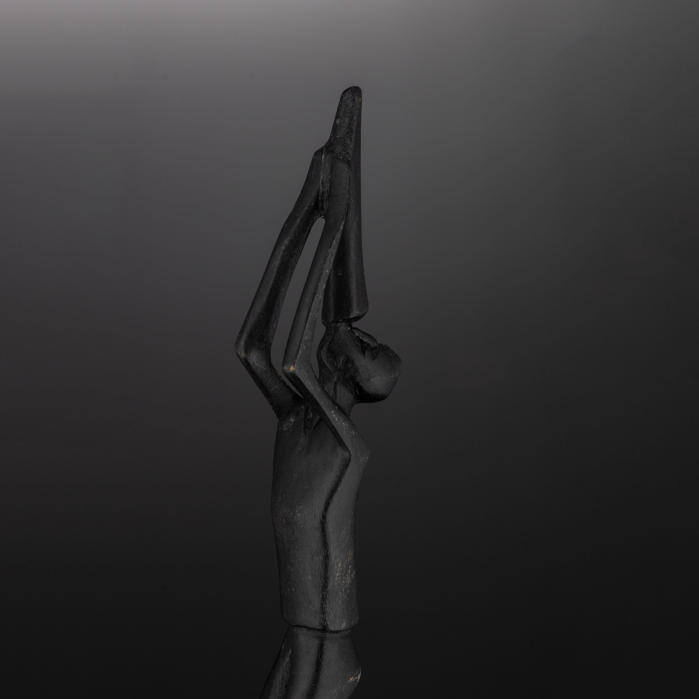 Utskåret figur