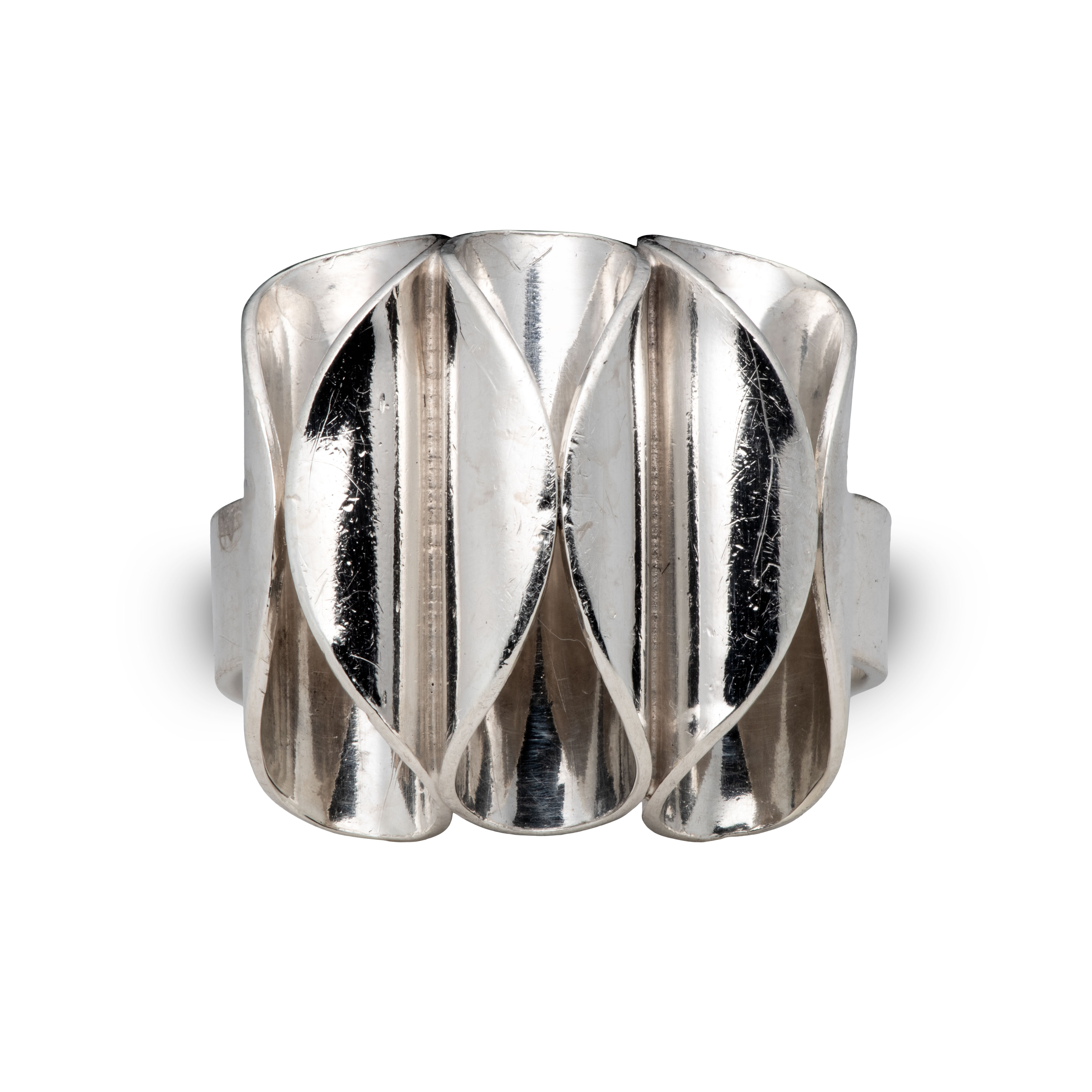 Ola Dahlsveen ring, sterling sølv