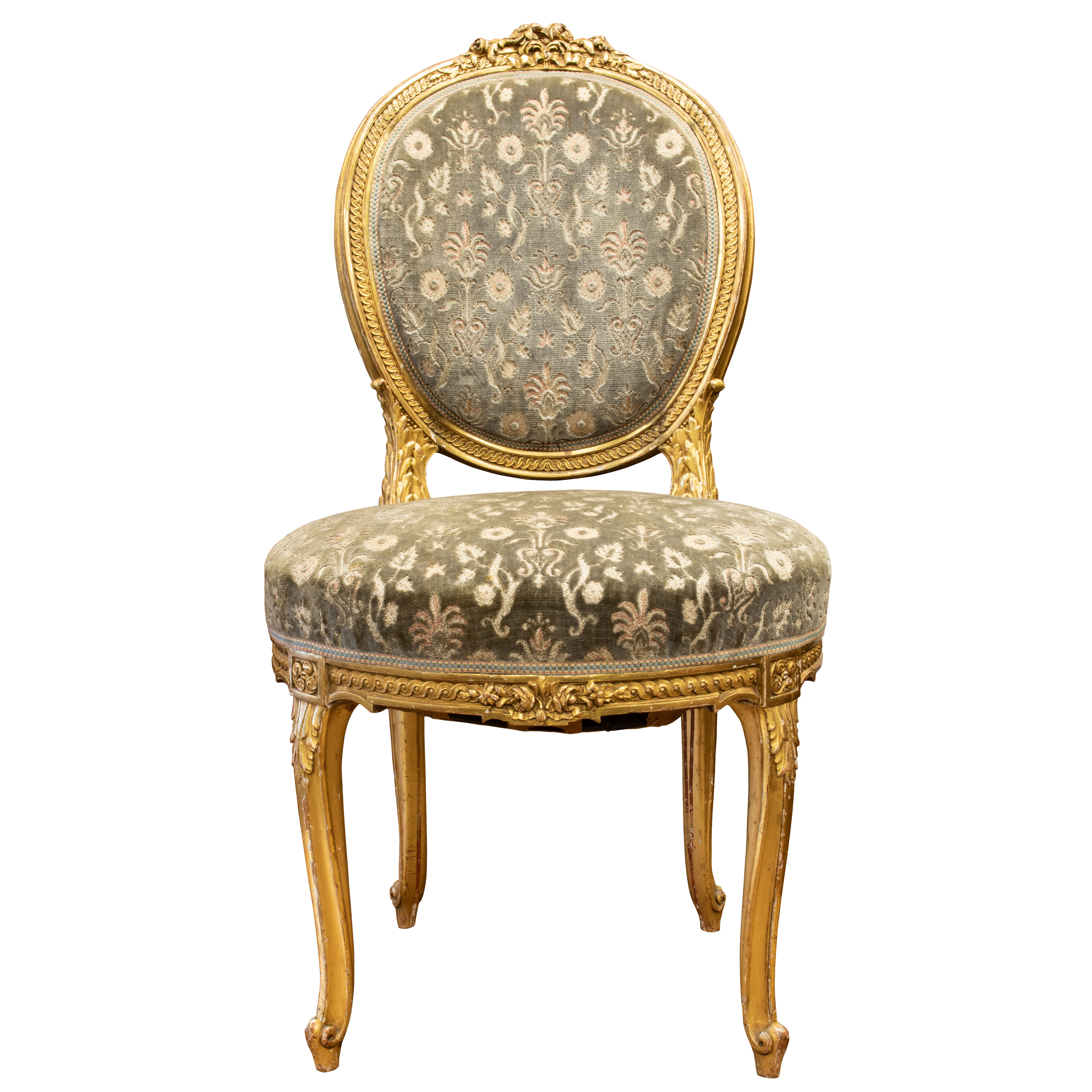 Louis XVI, stol