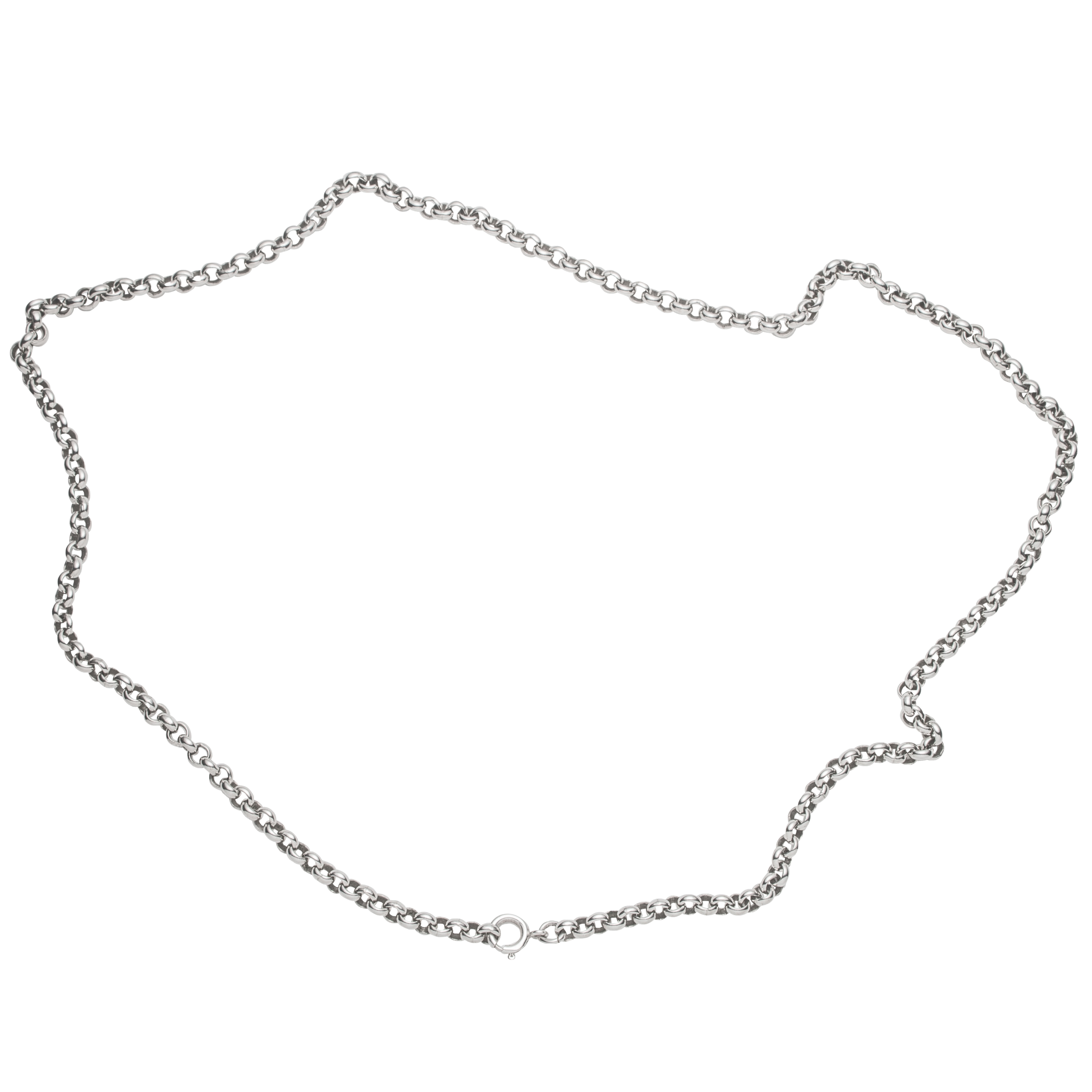 Halskjede, sterling sølv