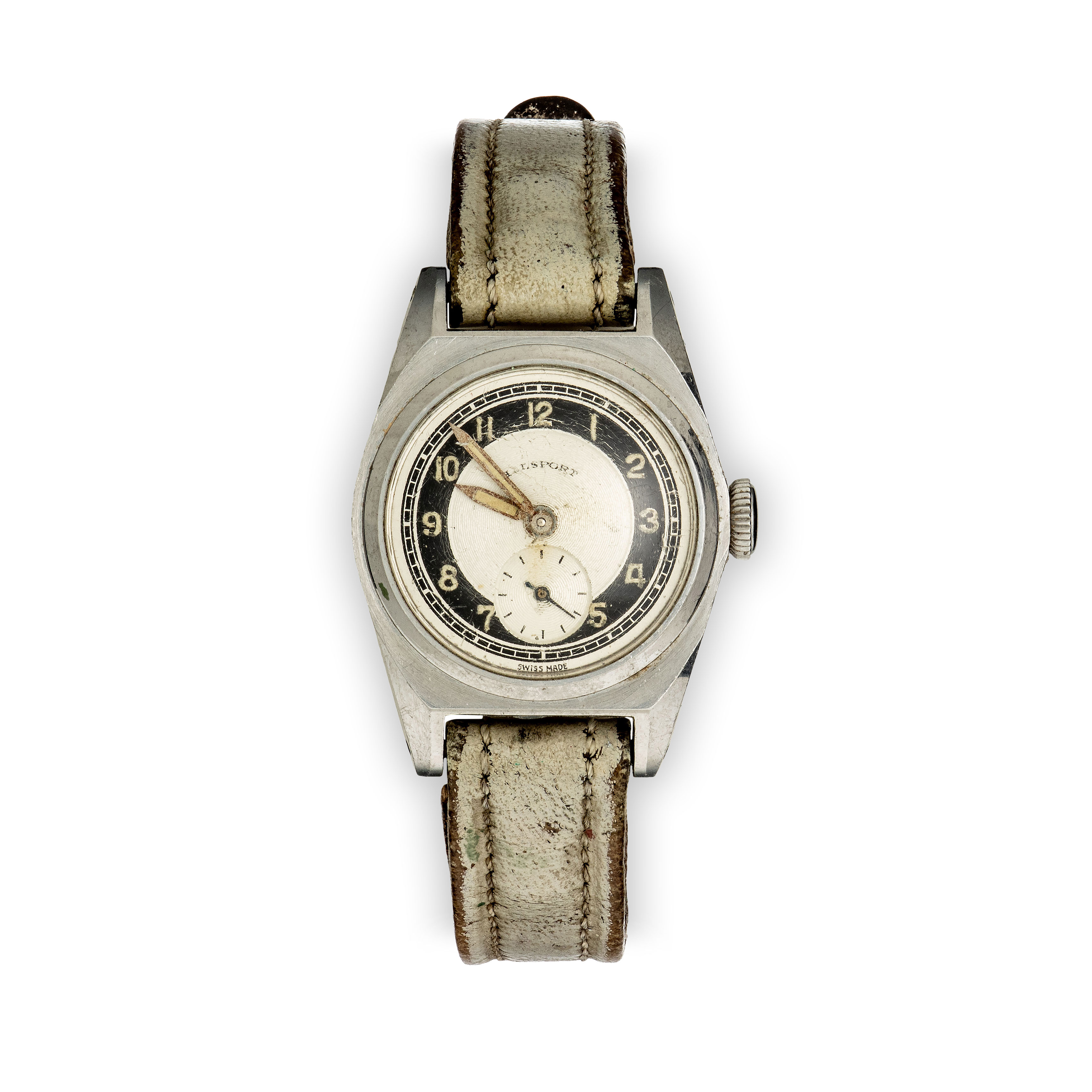 Revue-Sport armbåndsur, manuell opptrekk