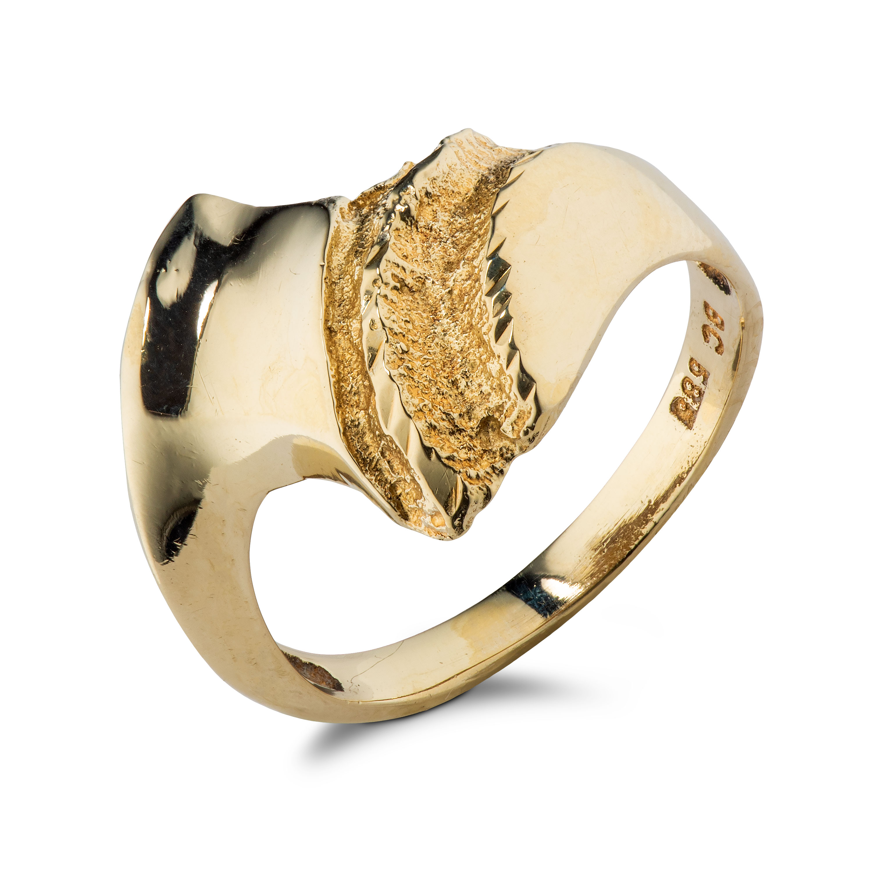 Ring, gult gull