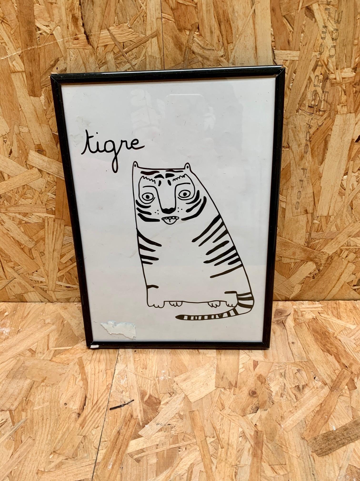 Wexbaby Tigre Print