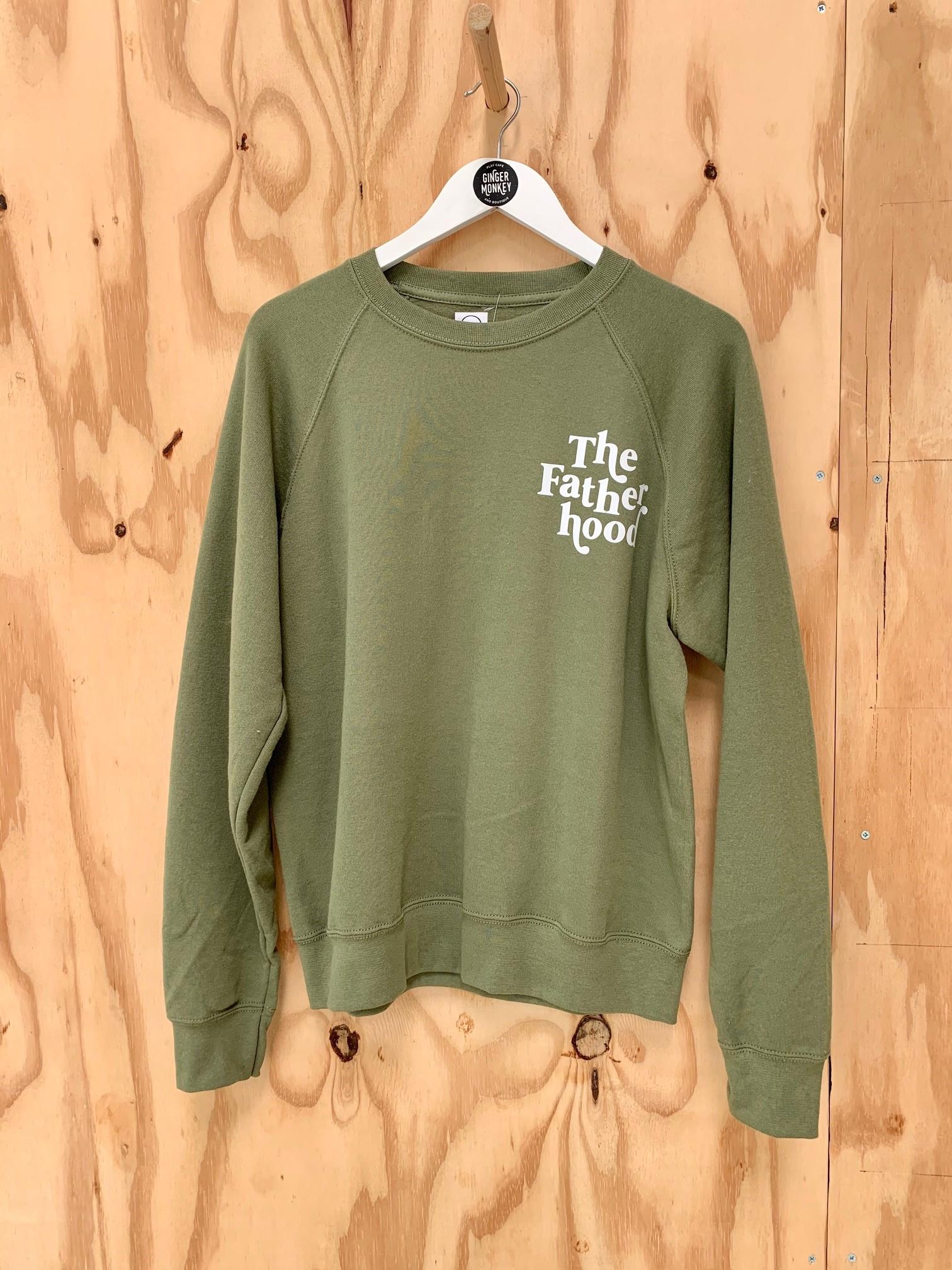 BOB The Fatherhood Sweatshirt