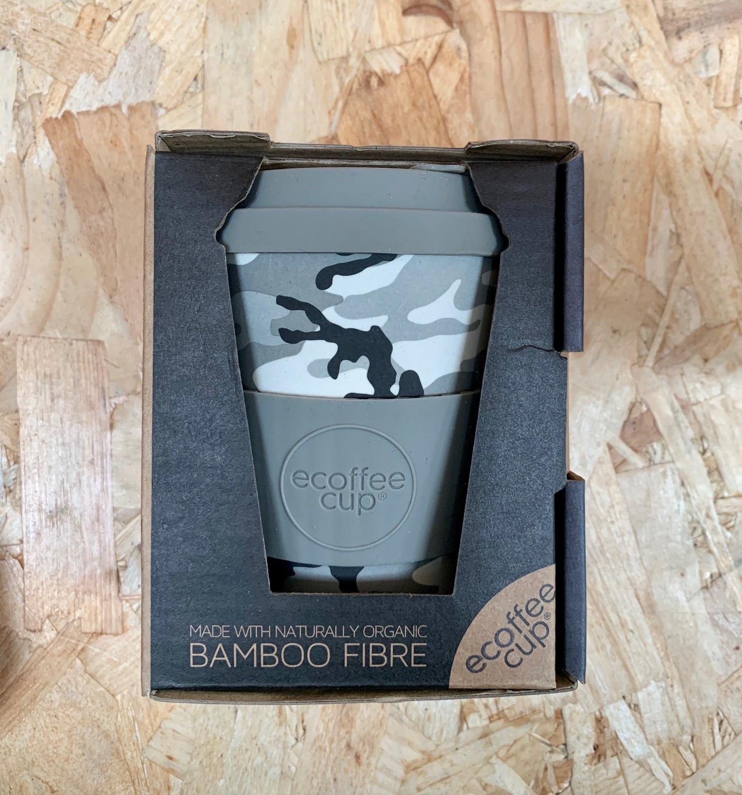 Ecoffee Cup - Camo 12oz
