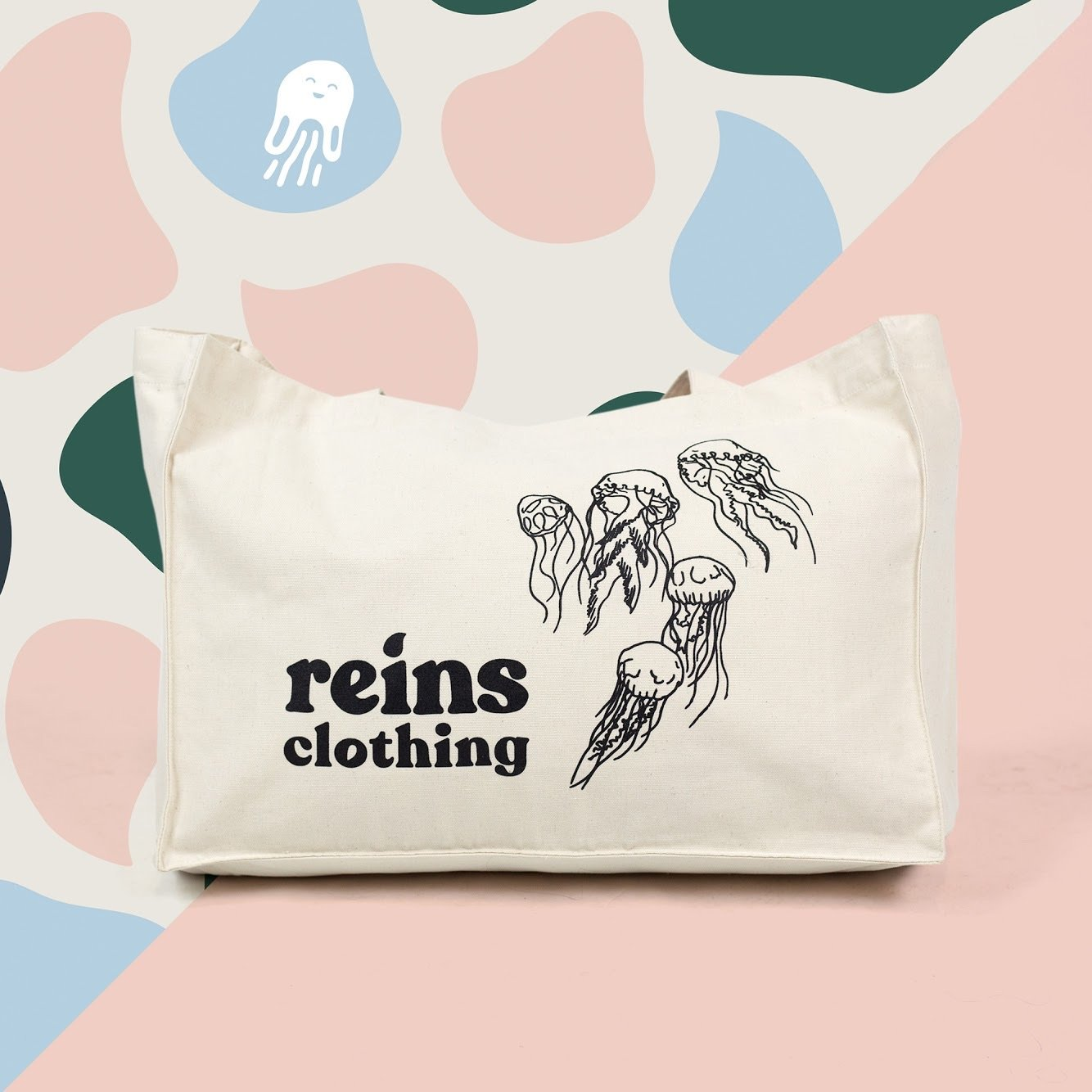 Reins Jellyfish Shopper