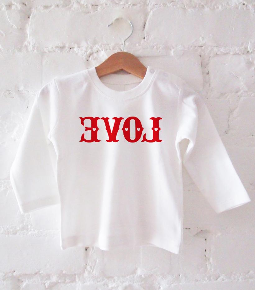 BOB Love Long Sleeve T-Shirt