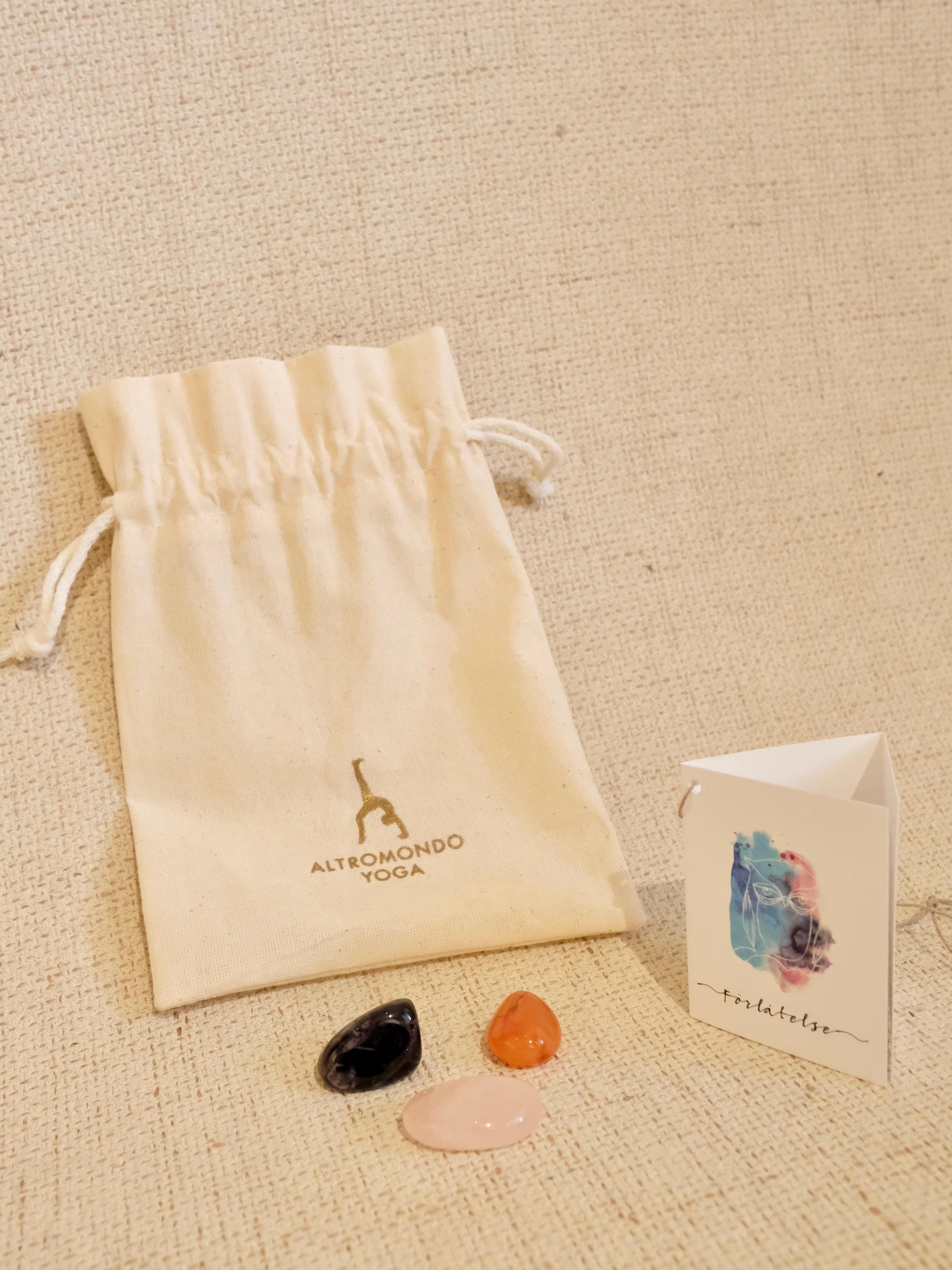 Crystal bag – Forgiveness