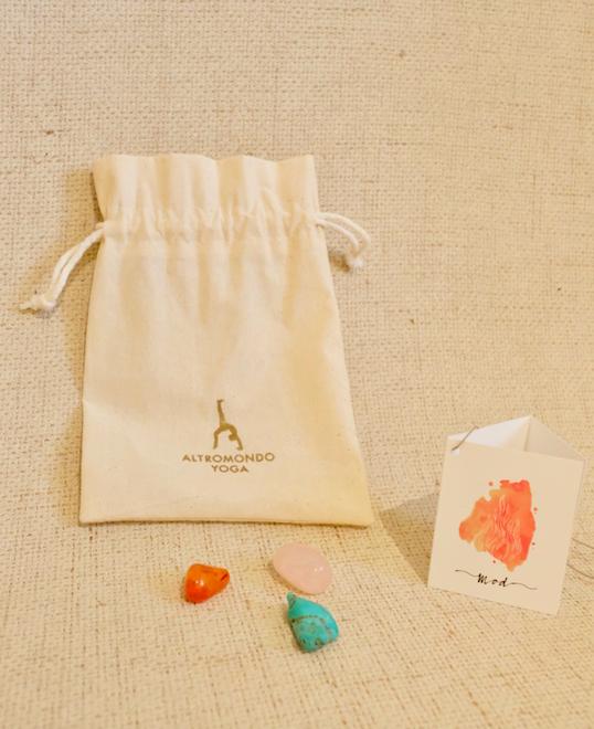 Crystal bag – Courage