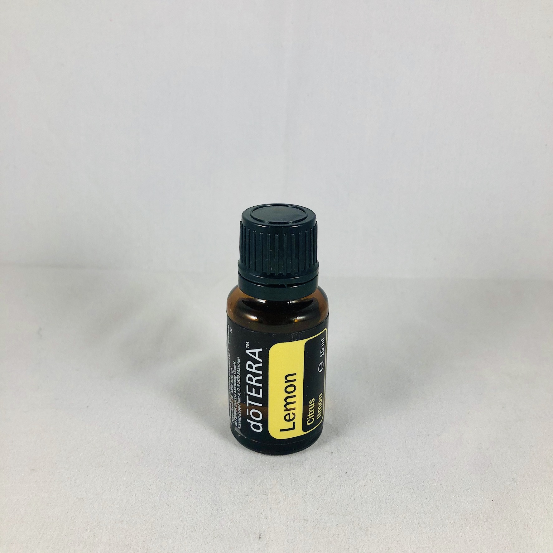 DoTerra Lemon