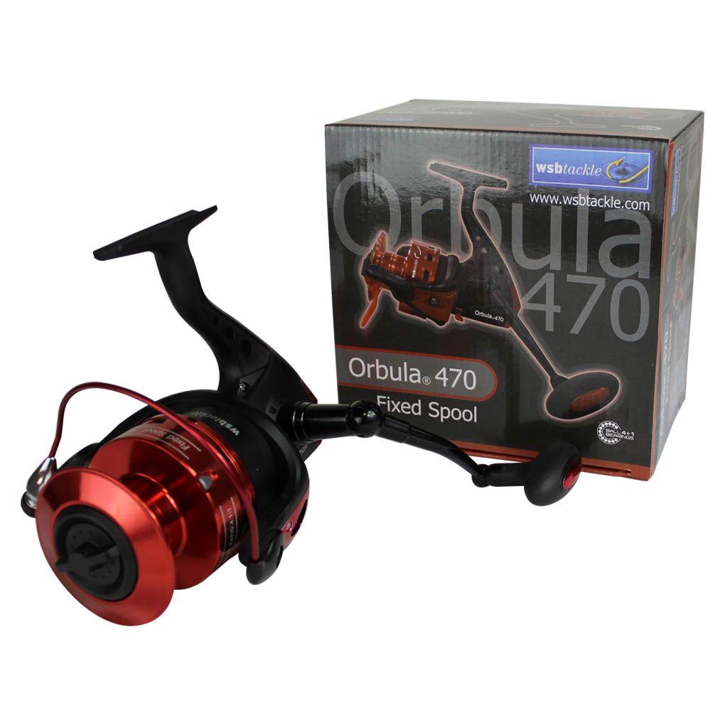 WSB Tackle Orbula 470 Reel