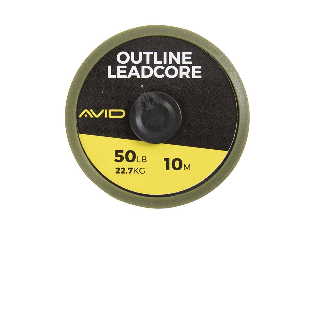 Avid Outline Leadcore 50lb
