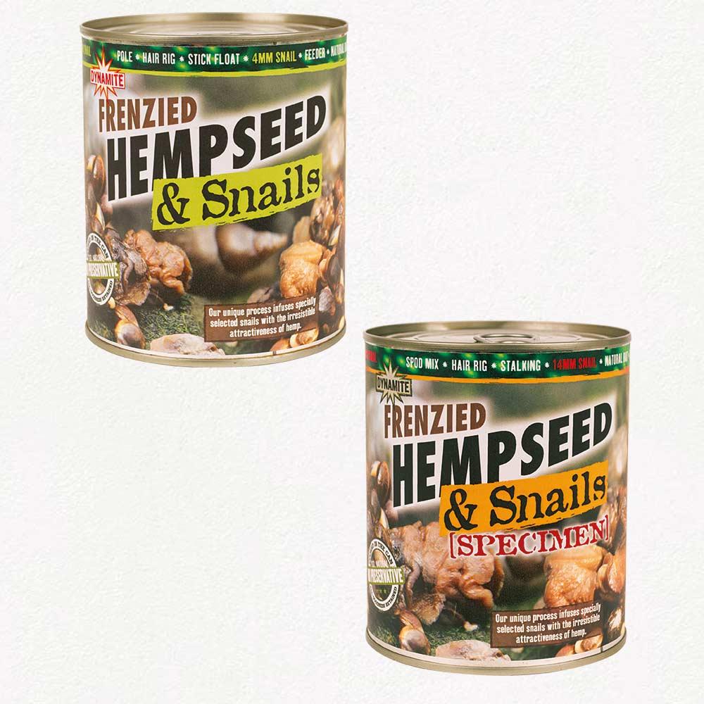 Dynamite Frenzied Hempseed & Snails