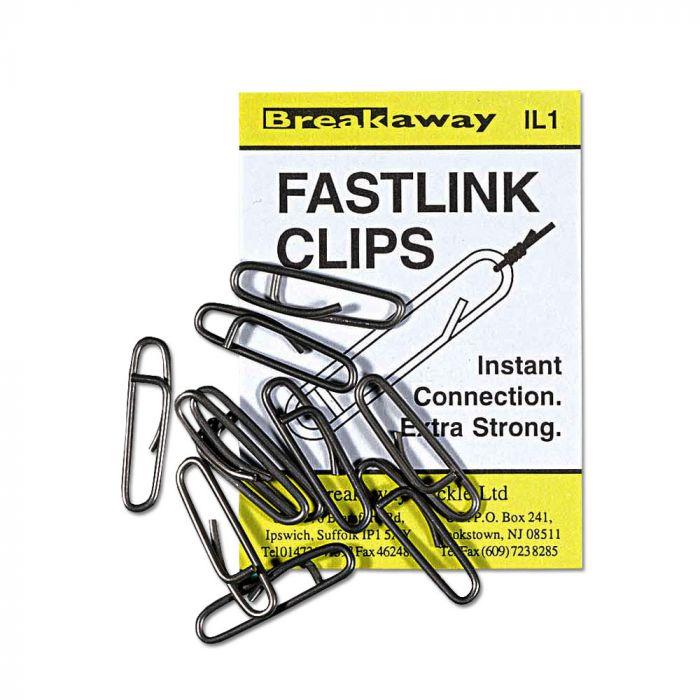 Breakaway Fastlink Clips