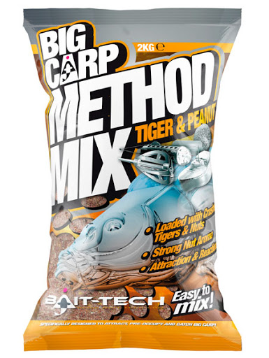 Bait-Tech Big Carp Method Mix 2kg