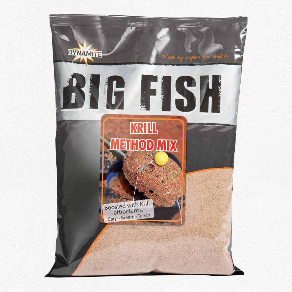 Dynamite Big Fish Krill Method Mix