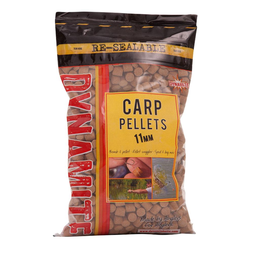 Dynamite 11mm Carp Pellets
