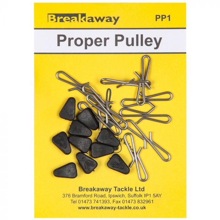 Breakaway Proper Pulley