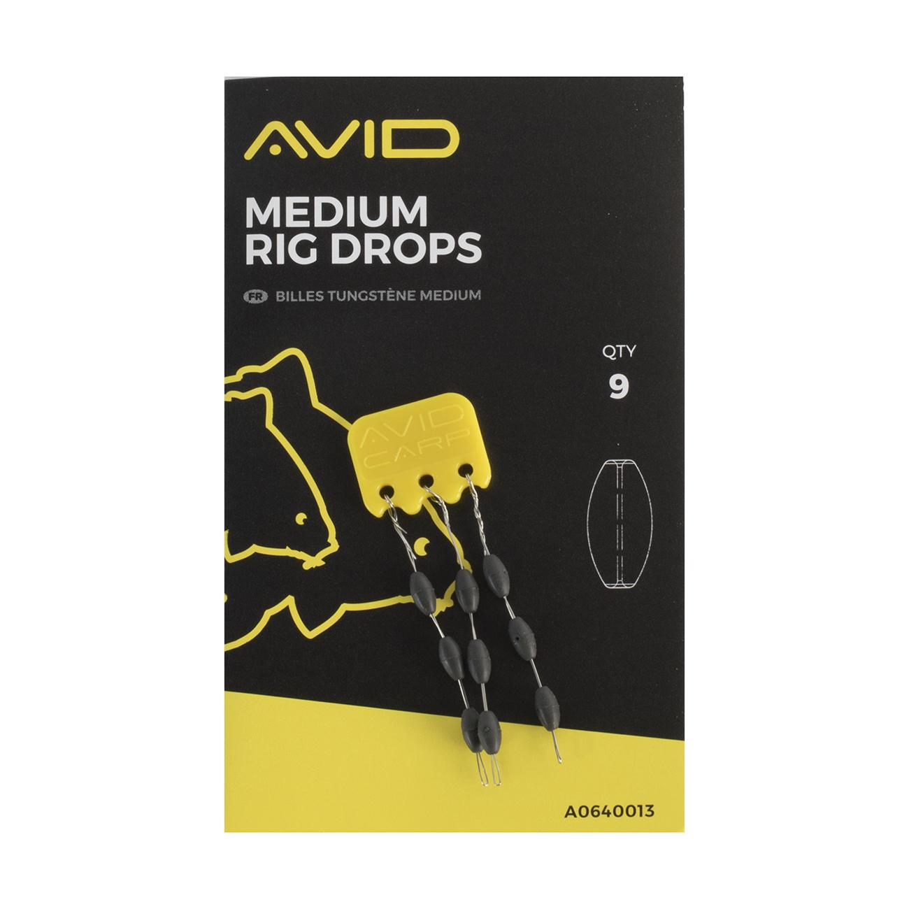 Avid Medium Rig Drops