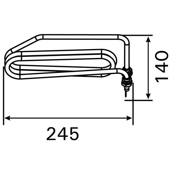 ZH-104 2000W/230V