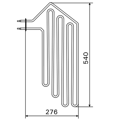 ZSF-50 3000W/230V