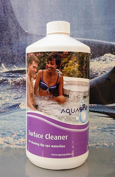 Aquasparkle Puhdistusaine altaan pinnoille 1L